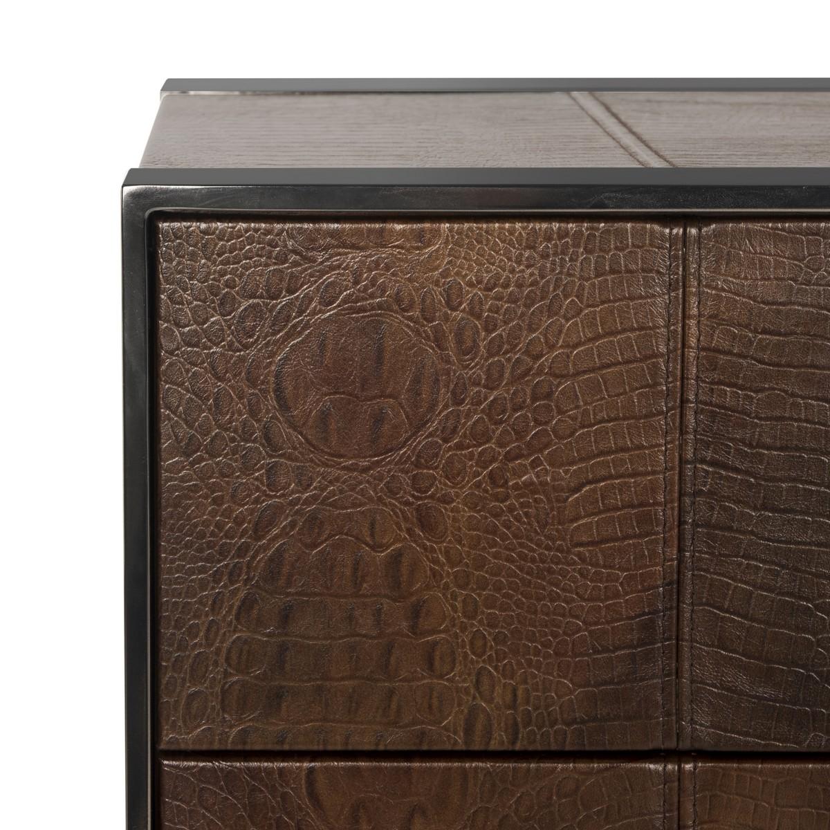 leather b sharelle l dresser dressers prima furnishings