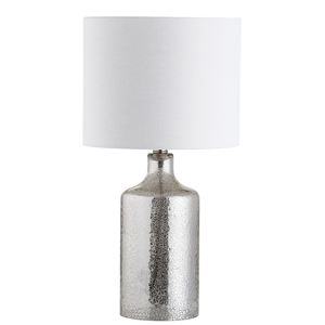 Table lamps desk lamp sets safavieh danaris table lamp item tbl4095a color silver ivory off white aloadofball Gallery