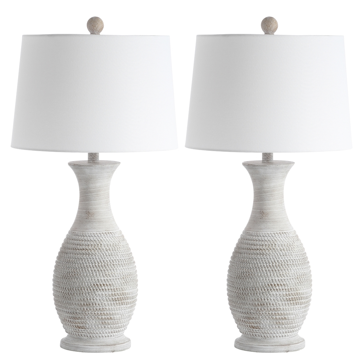 Tbl4131a Set2 Table Lamps Lighting By Safavieh