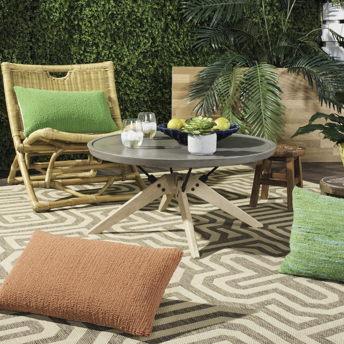 VNN1026A Patio Tables - Furniture by Safavieh
