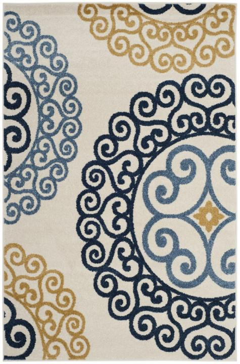 Amherst Indoor-Outdoor Rugs | Easy-Care Carpets - Safavieh