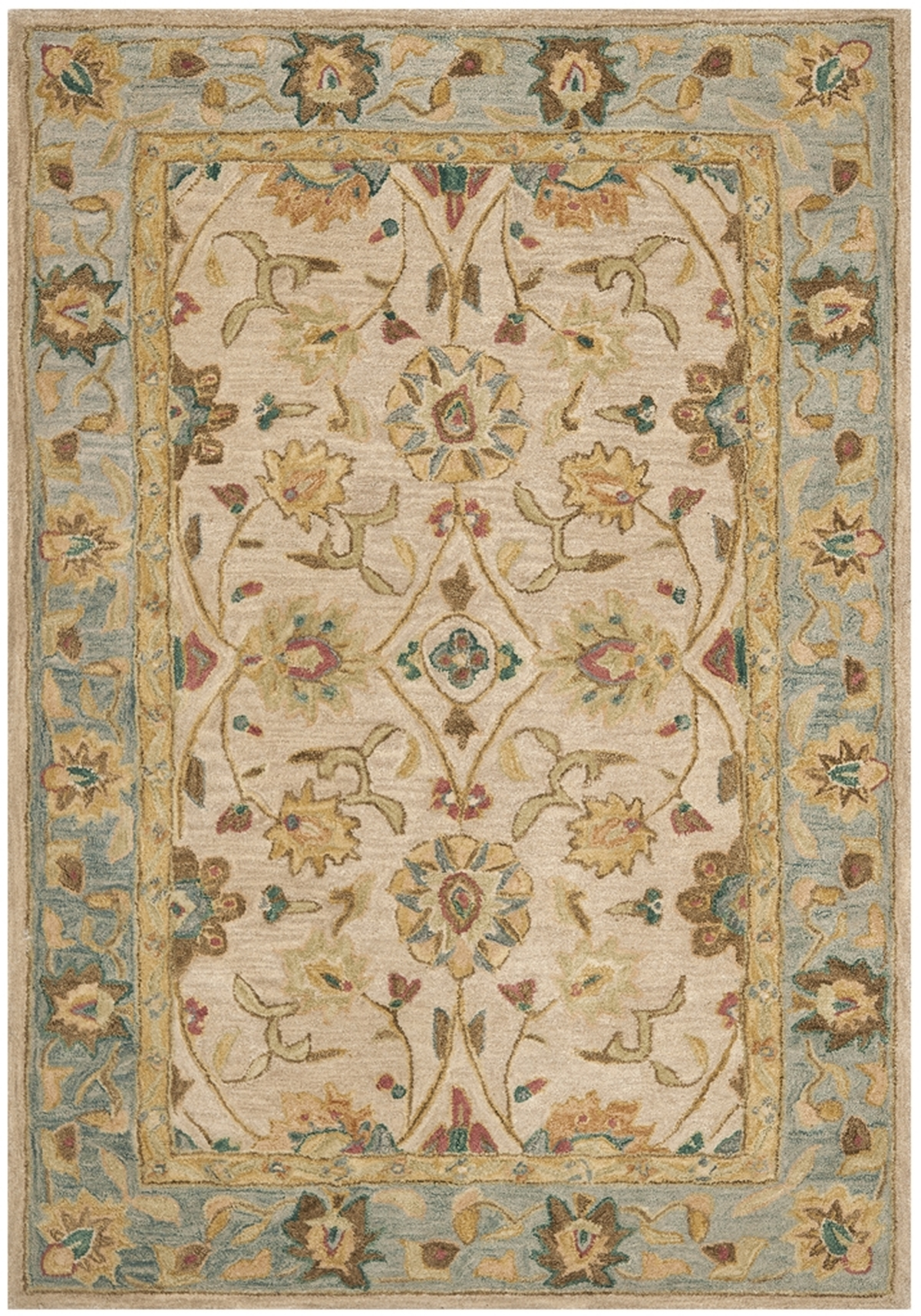 Rug An580d Anatolia Area Rugs By Safavieh
