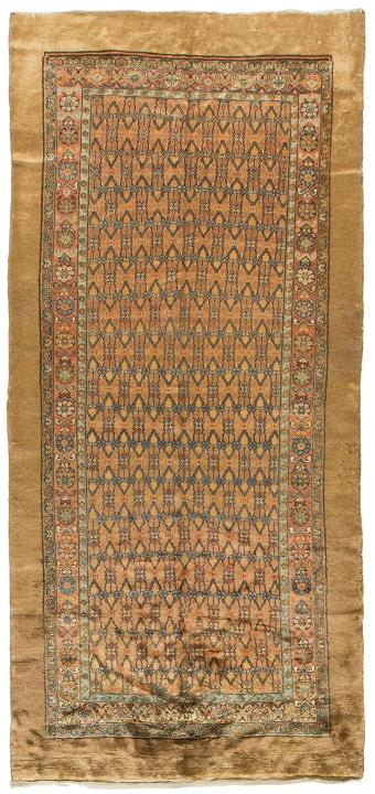 Rug Ant124502 Camel Hair Antique Area Rugs By Safavieh
