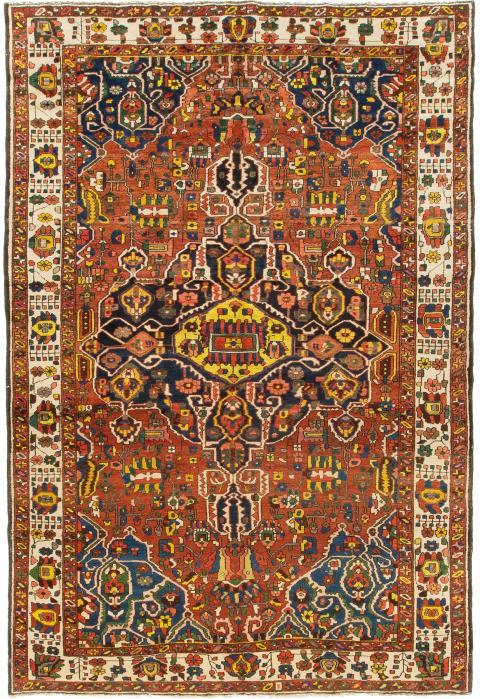ANT125010 Persian Heriz