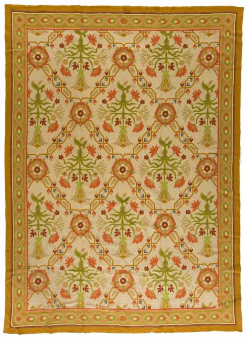 Rug Ant125177 Needlepoint Antique Area Rugs By Safavieh