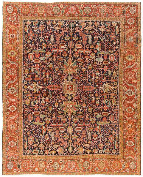 ANT125279 Persian Heriz