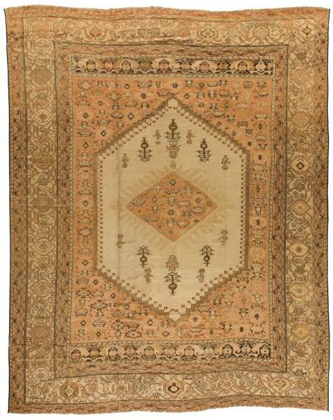 ANT125351 Persian Oushak