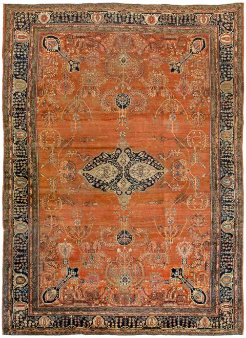 ANT125797 Sarouk Farahan