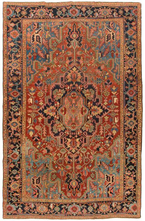 ANT169587 Persian Heriz