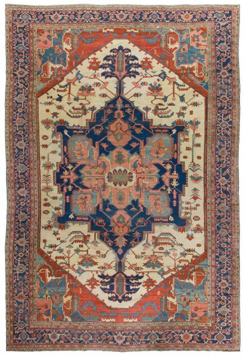 ANT174060 Persian Serapi