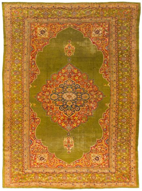 Rug Ant174226 Persian Sultanabad Antique Area Rugs By