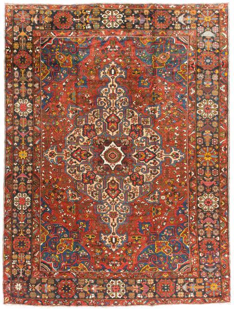 Rug Ant174268 Bakhtiari Antique Area Rugs By Safavieh