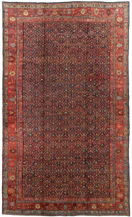 Rug Ant174275 Persian Bidjar Antique Area Rugs By Safavieh