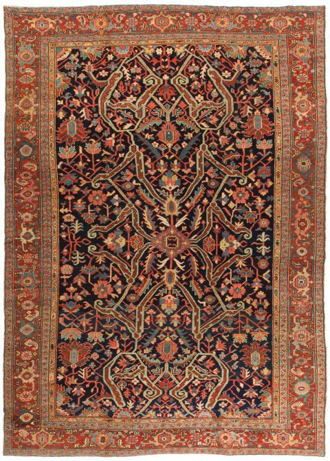 ANT174295 Persian Heriz