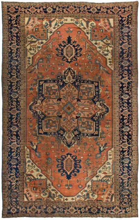 ANT174511 Persian Serapi