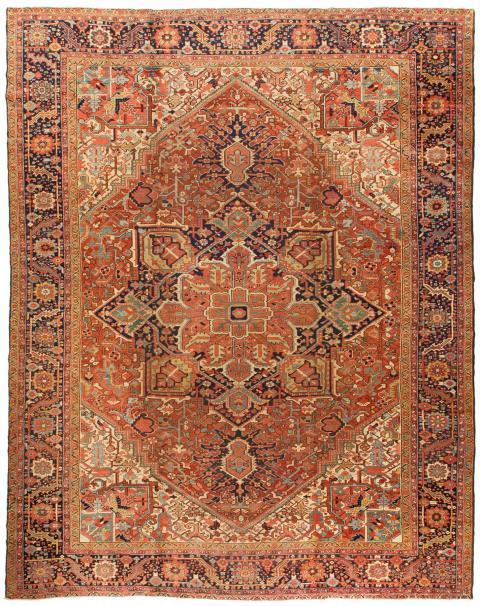 ANT174595 Persian Heriz