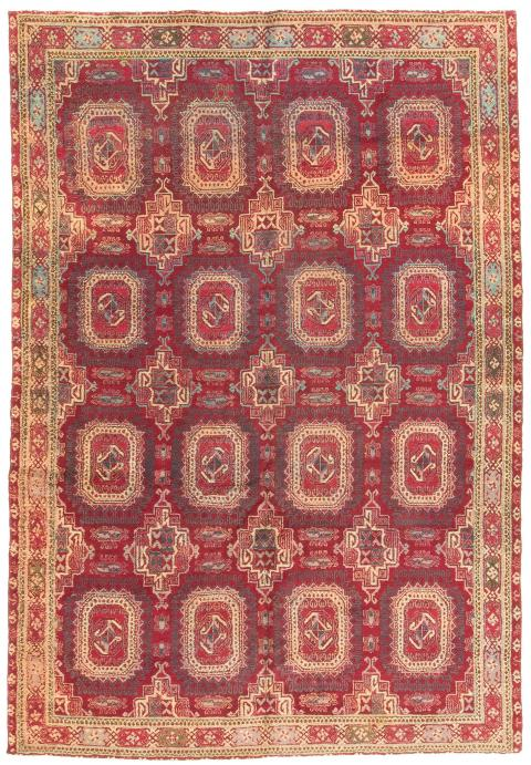 Authentic Antique Rugs Safavieh