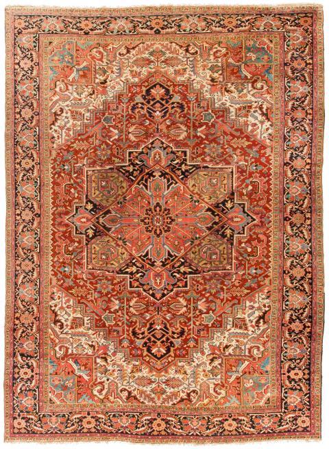 ANT236533 Persian Heriz