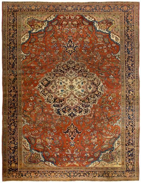 ANT248242 Persian Sarouk