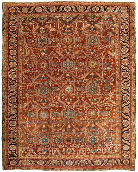 ANT248245 Persian Heriz