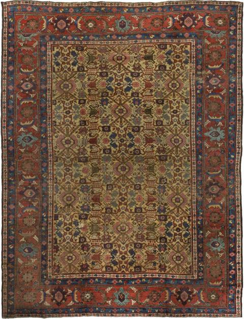 Rug Ant124646 Sultanabad Antique Area Rugs By Safavieh