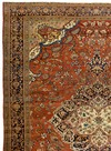 ANT248242 Persian Sarouk - Antique