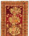 "ANT174502 Samarkand - Antique 4' 1"" x 9' 4"""