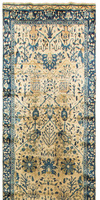 "ANT174550 Agra - Antique 3' 4"" x 12' 7"""