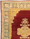 "ANT174559 Agra - Antique 9' 10"" x 12' 8"""