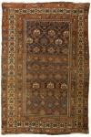 """ANT174573 Persian Bidjar - Antique 4' 7"""" x 6' 3"""""""