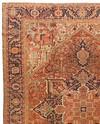 """ANT174595 Persian Heriz - Antique 11' 6"""" x 14' 5"""""""