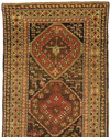 "ANT174603 Kazak - Antique 3' 11"" x 9' 2"""