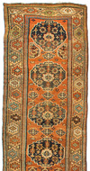 """ANT174623 Khorasan - Antique 3' 5"""" x 13' 0"""""""