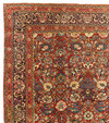 "ANT174632 Persian Mashad - Antique 9' 2"" x 11' 4"""