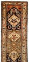 """ANT190074 Bakhtiari - Antique 3' 9"""" x 17' 2"""""""