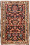"""ANT19731 Persian Hamadan - Antique 4' 0"""" x 6' 0"""""""