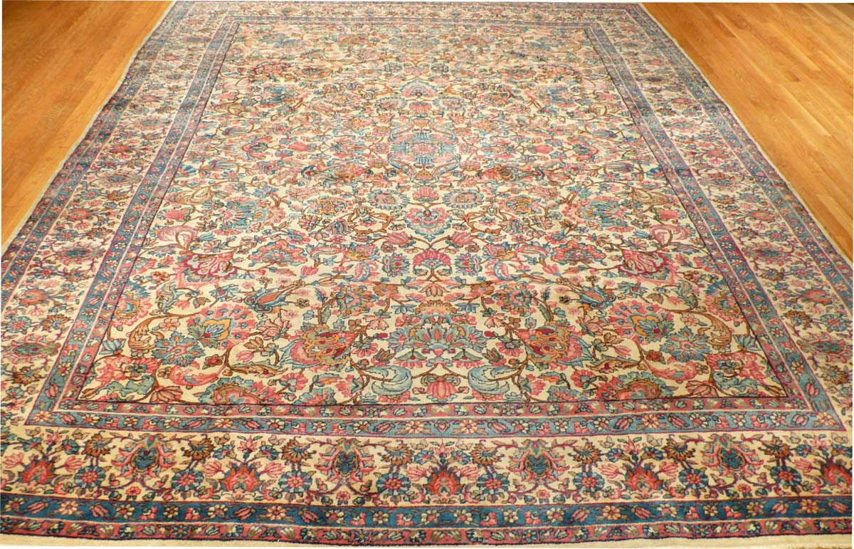 Rug Ant125415 Kerman Antique Area Rugs By Safavieh