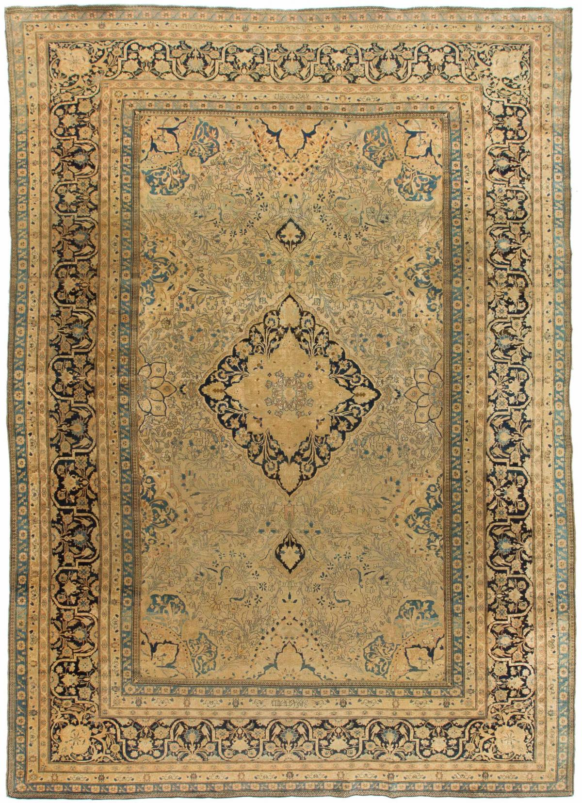 Rug Ant124248 Persian Kashan Antique Area Rugs By Safavieh