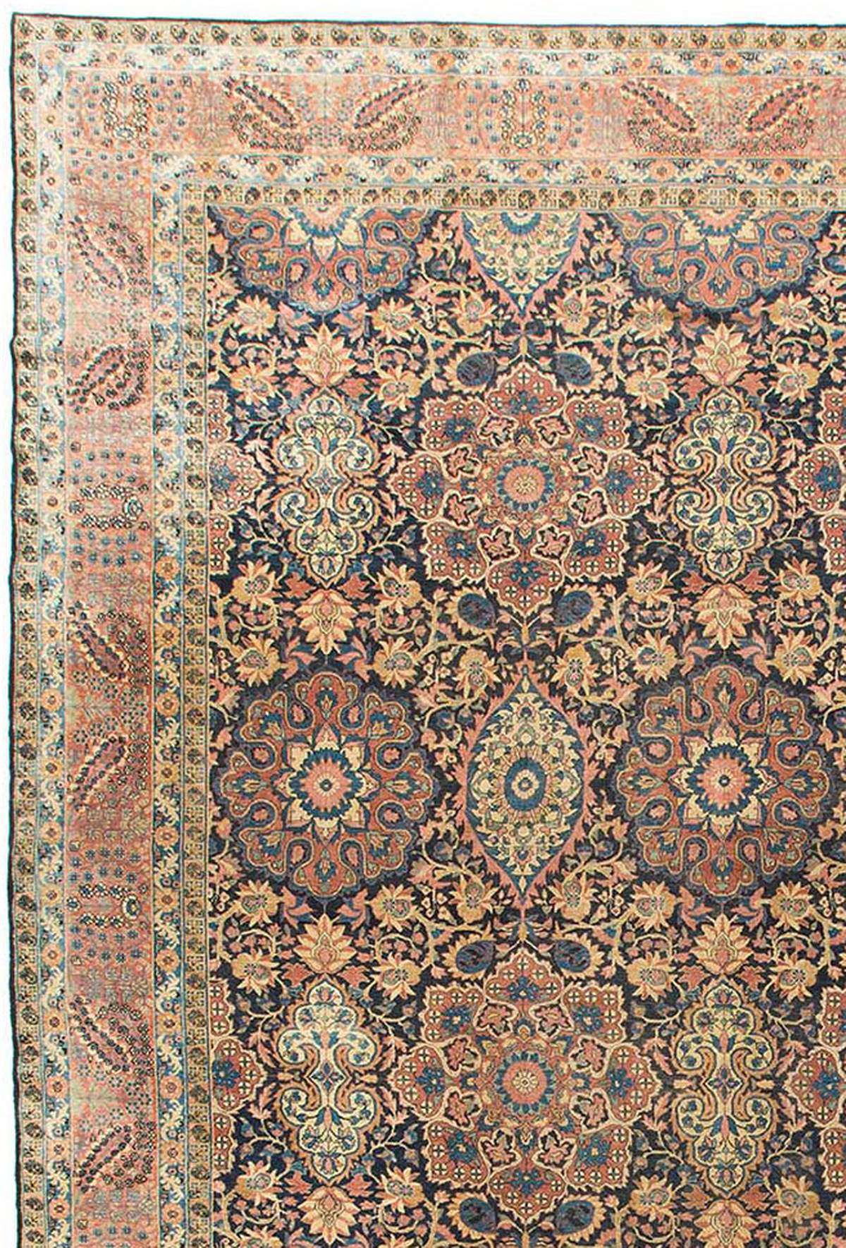 Rug Ant174706 Persian Yazd Antique Area Rugs By Safavieh