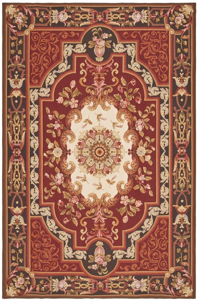 Renaissance Inspired Rugs Aubusson Collection Safavieh