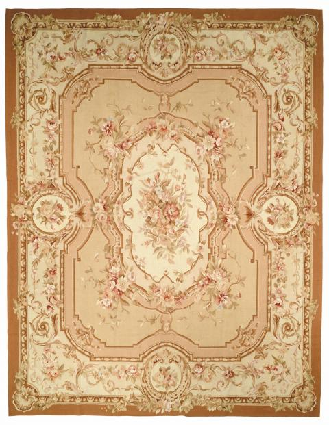 p rugs area rug portia rectangle rose aubusson