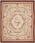 "AU13 - Aubusson 8ft 0"" x 10ft 0"""