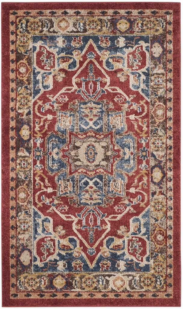 Rug Bij605r Bijar Area Rugs By Safavieh