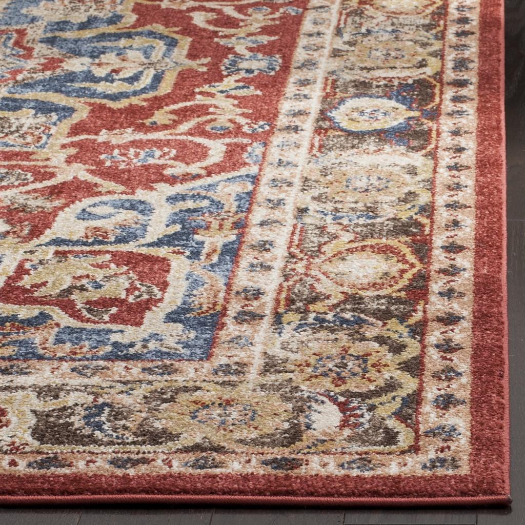 Rug Bij605r Bijar Area Rugs By Safavieh