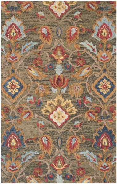 Rug Blm402b Blossom Area Rugs By Safavieh
