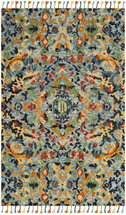 Rug Blm452a Blossom Area Rugs By Safavieh