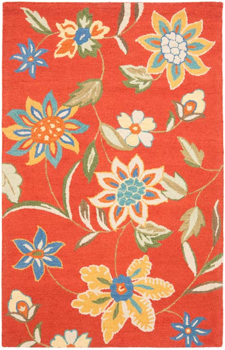Rug Blm673a Blossom Area Rugs By Safavieh