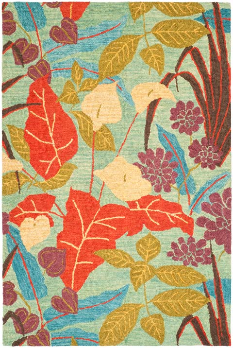 Rug Blm674a Blossom Area Rugs By Safavieh