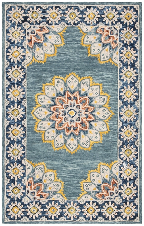 Floral Rugs The Blossom Rug Collection Safavieh Com