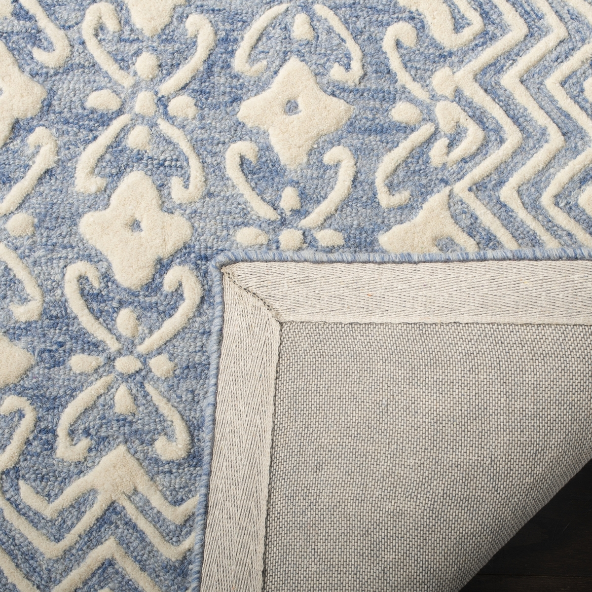 Rug Blm114m Blossom Area Rugs By Safavieh